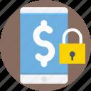 app, app secure, application, lock, secure online banking