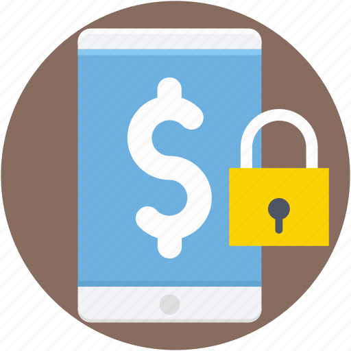 app, app secure, application, lock, secure online banking icon