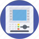 atm, atm machine, automated teller machine, cash deposit machine, cash machine icon