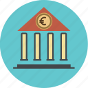 bank, capital, cash, column, currency, dollar, euro, exchange, finance, forum, guarantor, money, transfer icon