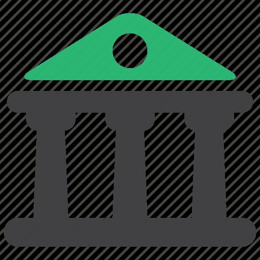 bank, banking, finance icon