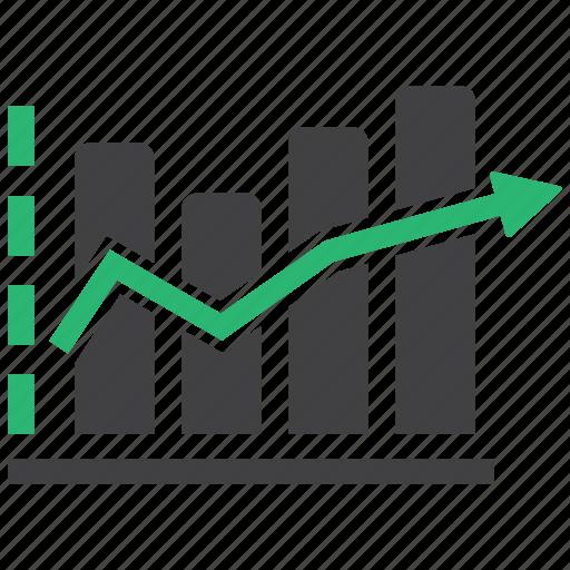 chart, diagram, report, statistics icon