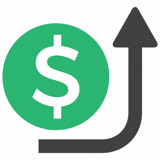 budget, profit, revenue icon