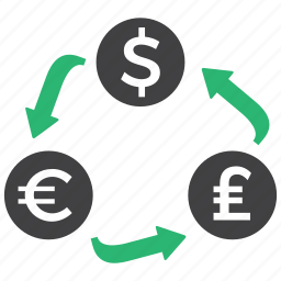 cash, converter, currency, exchange icon
