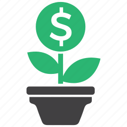 business, invest, investment, startup icon