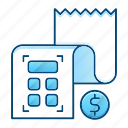 budget, finance, investment, report icon