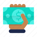 finance, money, payment, shopping icon