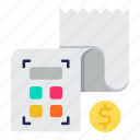 accounting, budget, investment, money icon