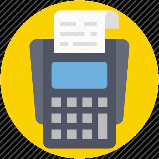 card machine, card swipe machine, edc machine, invoice machine, swap machine icon