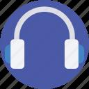 audio, earphone, headphone, headset, sound