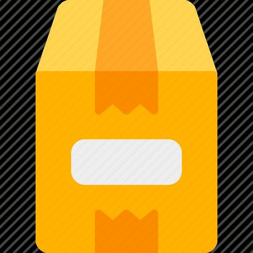 cash, finance, market, marketing, money, package, sales icon