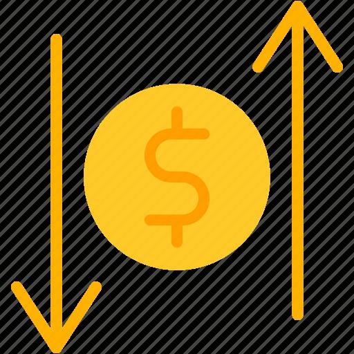 cash, finance, market, marketing, money, sales, value icon