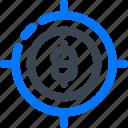 currency, finance, market, money, profit, target