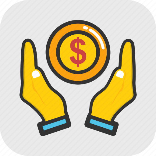 benefit, financing, funding, fundraising, support icon