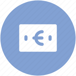 bank note, currency, euro, euro note, eurozone currency, finance, money icon