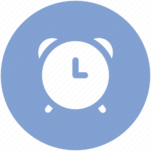 alarm, alarm clock, clock, timepiece, timer, watch icon