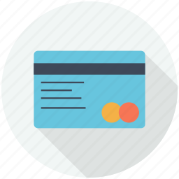 bank, banking, business, debit card, finances, financial, payment method icon