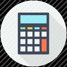 finances, mathematics, maths, operations, technology icon