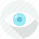 business, cash, currency, dollar, eye, finances icon