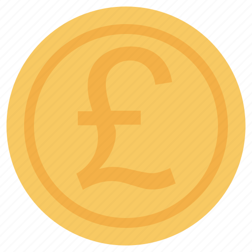 coins, commerce, finances, money, pound, pounds, stack, stacked icon