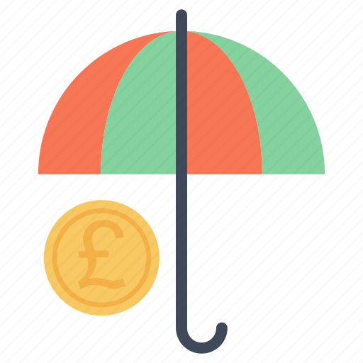 parasol, rain, rainy, security, weather icon