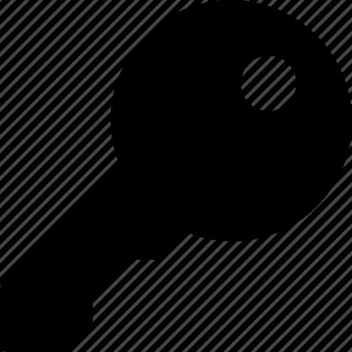 business, finance, key, lock, password icon