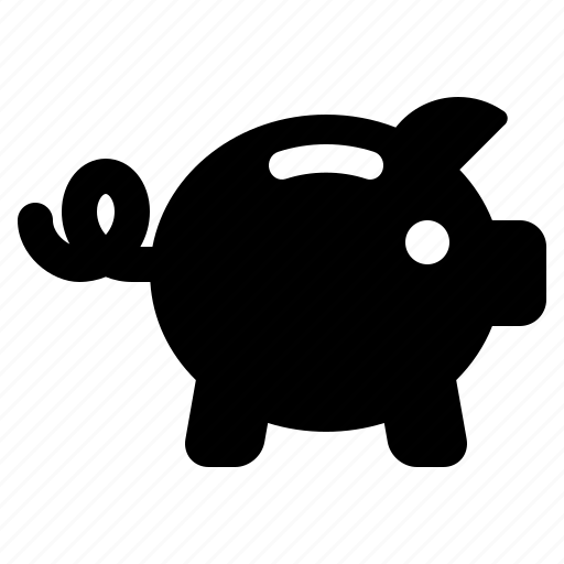 finance, finances, guardar, piggy bank, piggybank, save, savings, watchkit icon