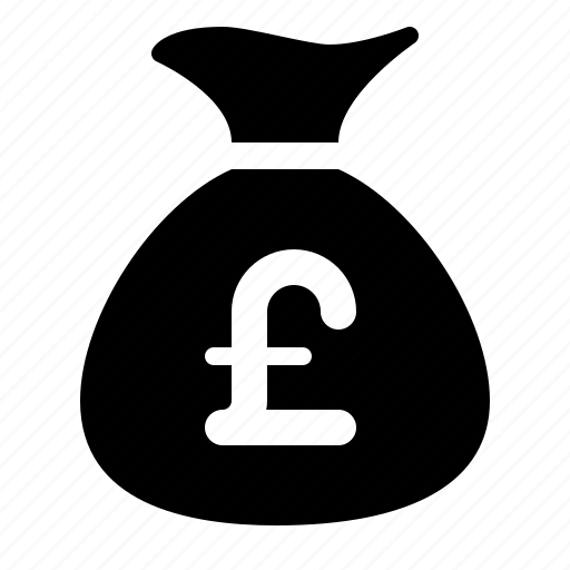 bag, money, money bag, money pouch, purse, sterling, watchkit icon
