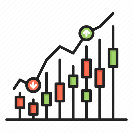 commerce, exchange, forex, marketing, option, shares, trading icon