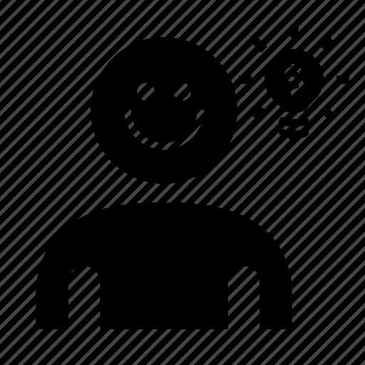 ideas, monetized icon