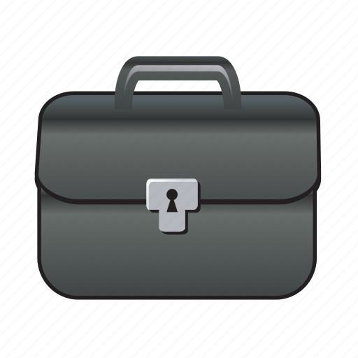 bag, case, luggage, suitcase icon