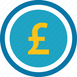 business, cash, finance, money, pay, pound, shop icon