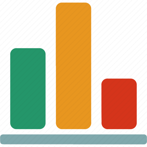 analysis, analytic, arrow, business, chart, finance, graph icon