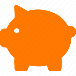 business, coin, currency, money, piggy, piggy bank, saving icon