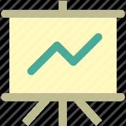 analytics, business, data, report icon