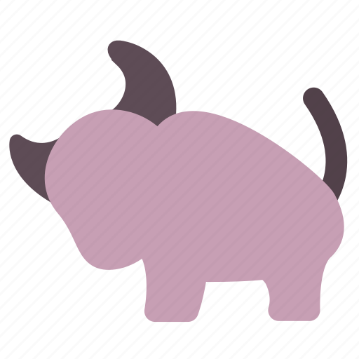 business, cattle, market, stock icon