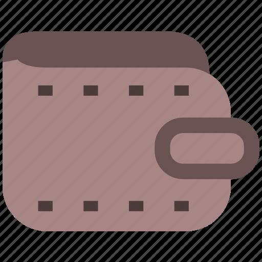 billfold, cash, finance, purse, wallet icon