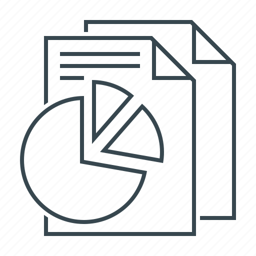analysis, analytics, diagram, finance, report, statistics icon