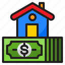 finance, money, cash, home, house
