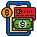 money, finance, smartphone, credit, card, business
