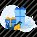 e-commerce, gift, present, sale, shop, shopping, store