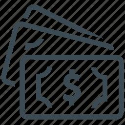 finance profit, money, revenue, savings icon