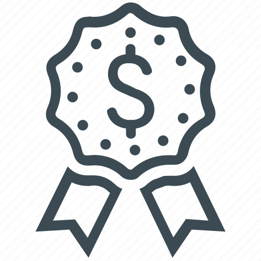 achievement, award, honor, medal icon
