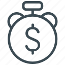 budget, deposit, money, savings icon