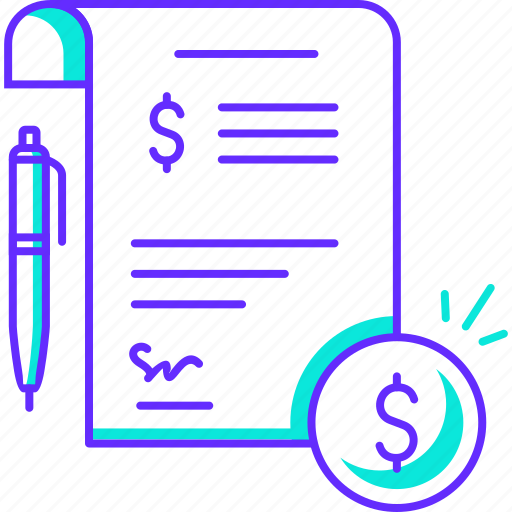 Agreement, business, contract, deal, pen, signature icon - Download on Iconfinder
