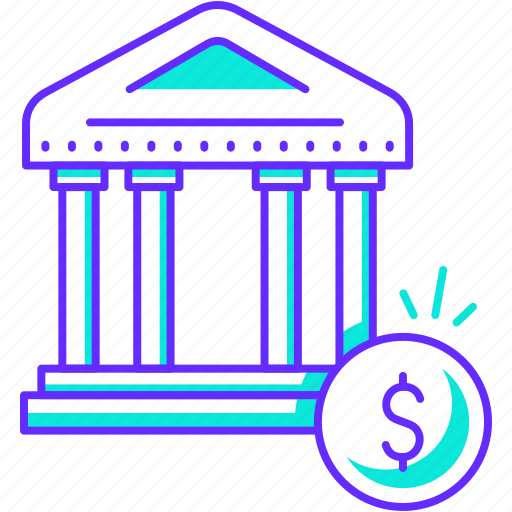 banking, finance, loan, money, pay icon