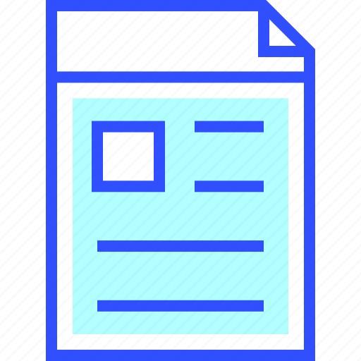 accounting, business, file, finance, office, startup icon