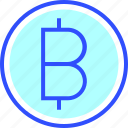 accounting, bitcoin, business, finance, office, startup icon