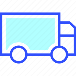 accounting, business, delivery, finance, office, startup, truck icon