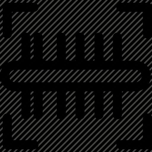 barcode, reader, scan, upc icon